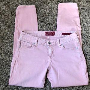 🍀 Lucky Brand 0/25 Leyla Capri dusty pink
